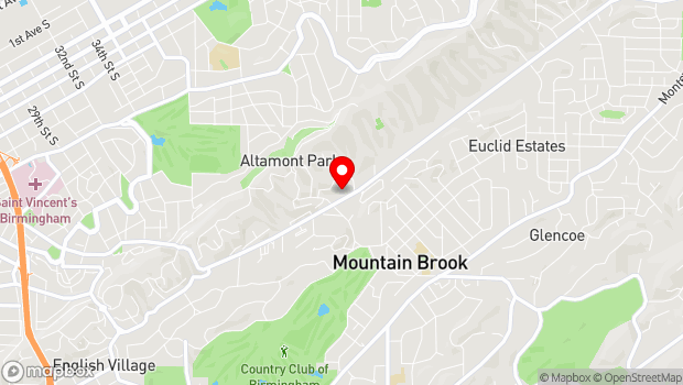 Google Map of 3918 Montclair Road, Suite 100, Birmingham, AL 35213
