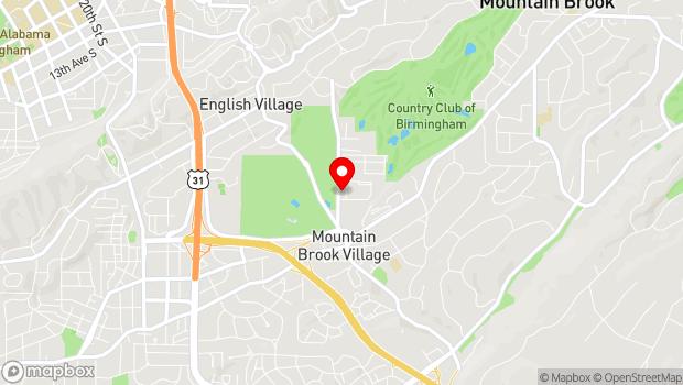 Google Map of 2655 Lane Park Road, Birmingham, AL 35223