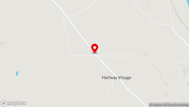 Google Map of 275 County Road 550, Marquette, MI 49855