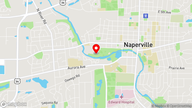Google Map of 912 Sindt Court, Naperville, IL 60540