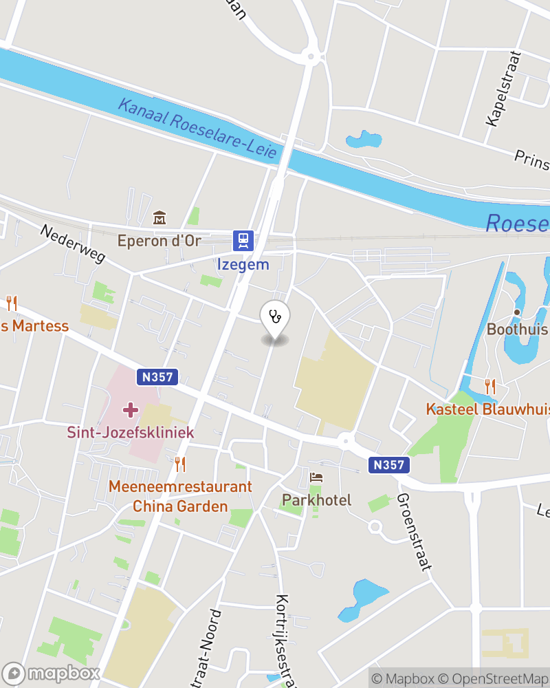 Map for doctor  Msi roeselare tielt