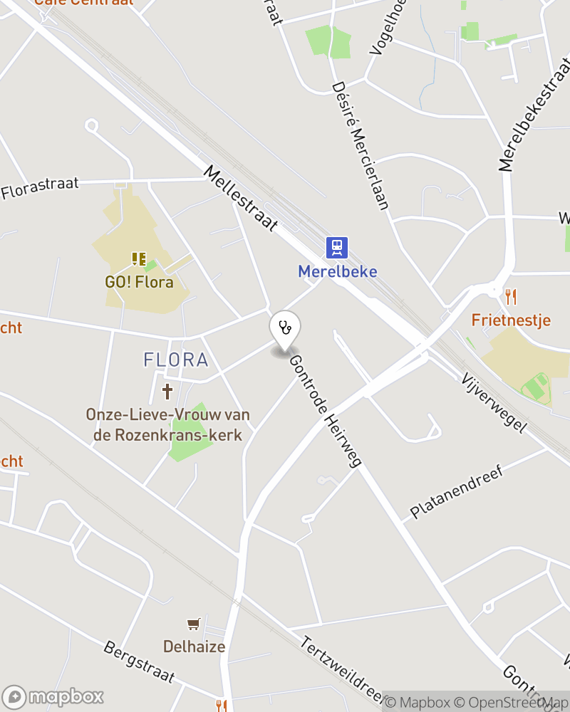 Map for doctor Hanh Nguyen Thi kim