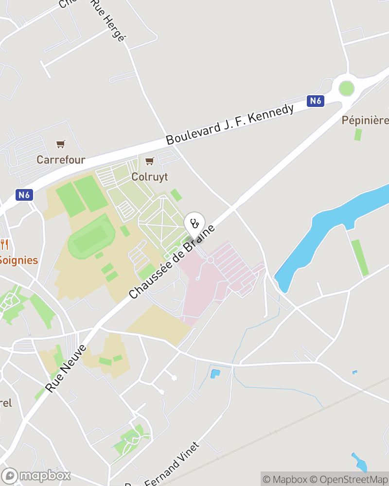 Map for doctor Ionica Mârt