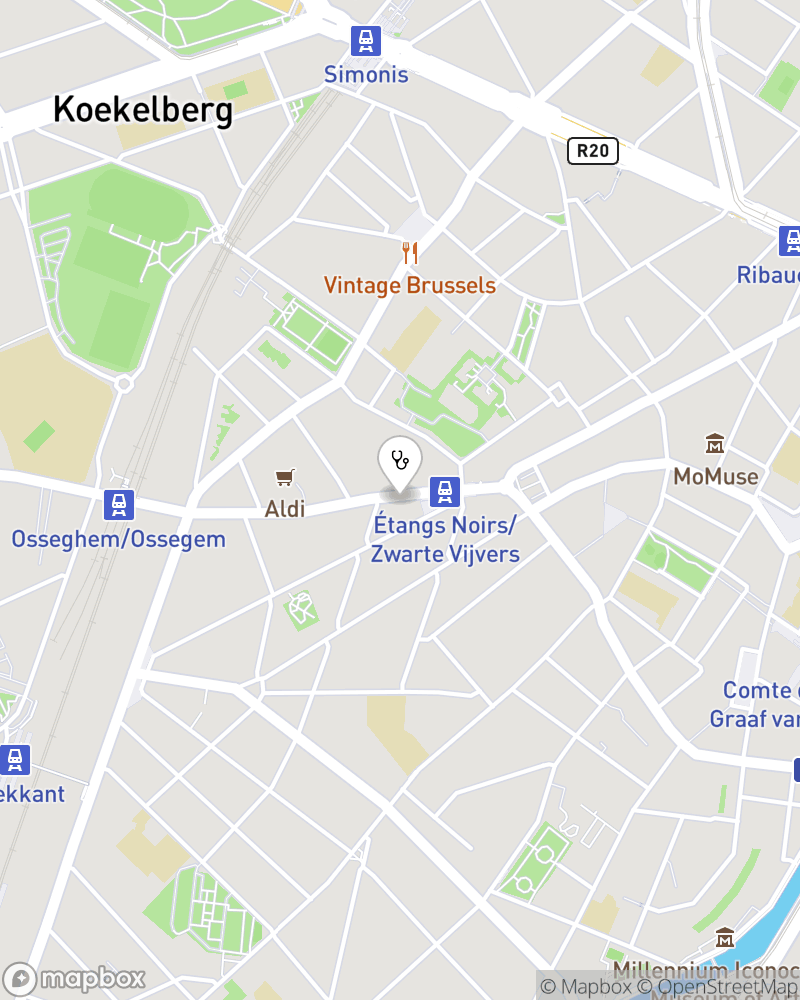 Map for doctor Ali Mourtada