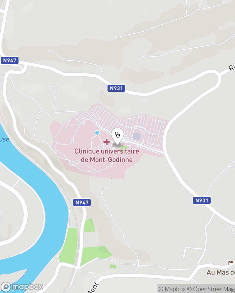 Map for doctor Virginie Nguyen Ung