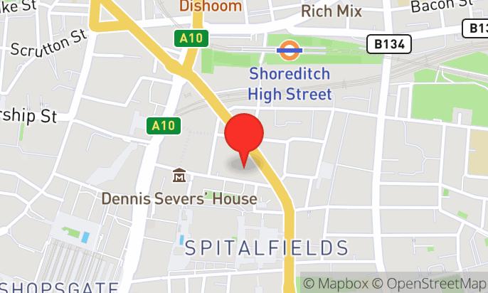 Hawksmoor Spitalfields
