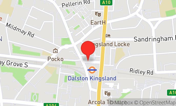POND Dalston