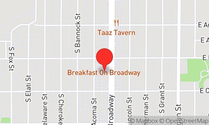 Breakfast on Broadway