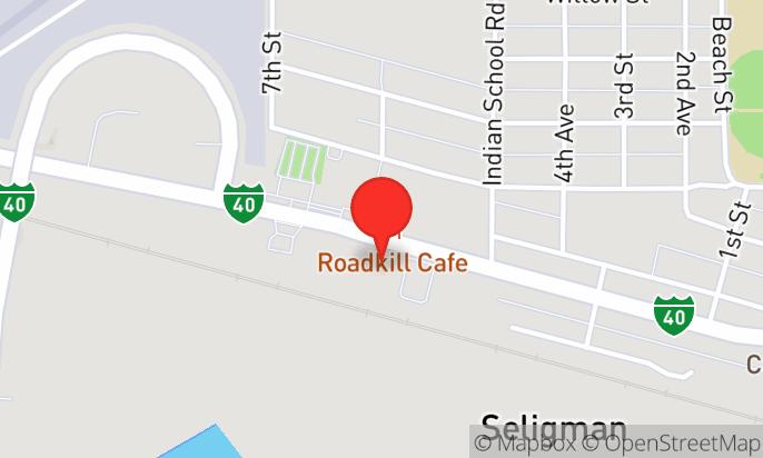 Roadkill 66 Cafe
