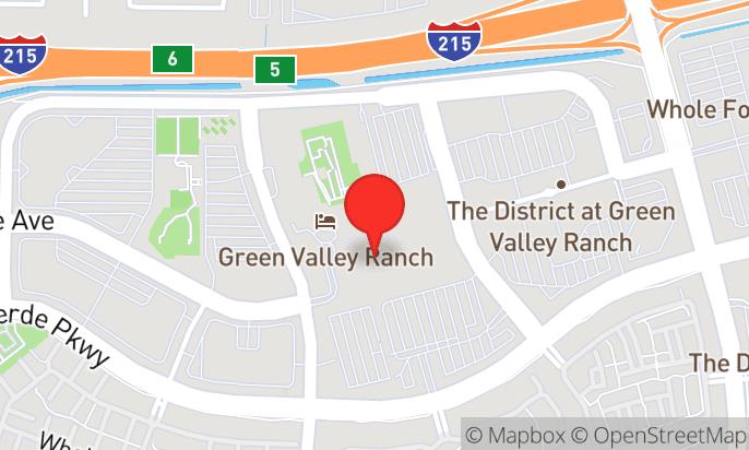 Green Valley Ranch Bingo