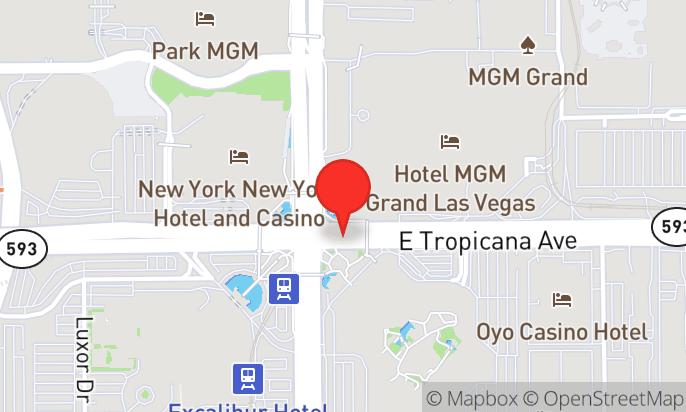 Hakkasan Las Vegas Restaurant and Nightclub