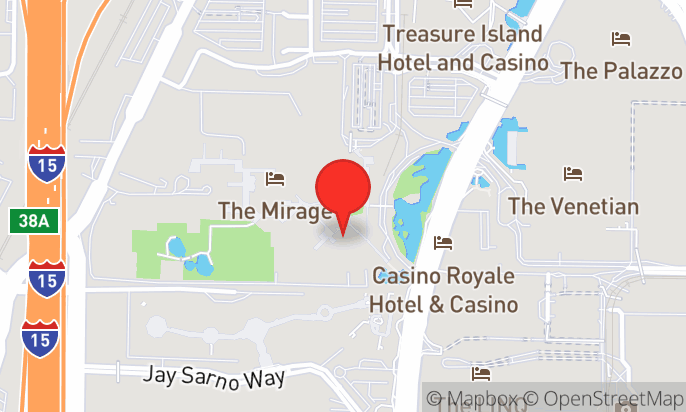 Check In Bar At Mirage (Outside Kocomo's)