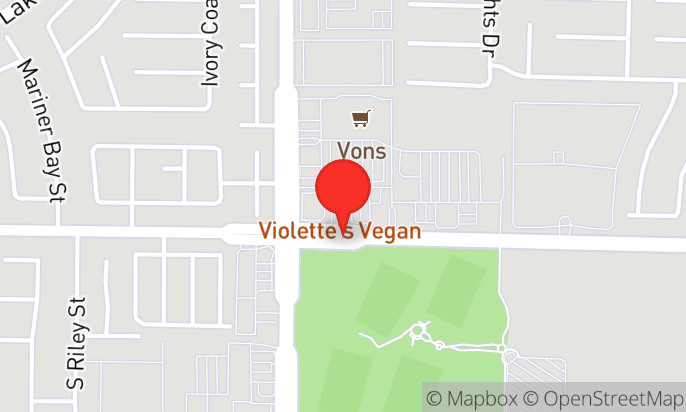 Violette's Vegan Organic Eatery and Juice Bar