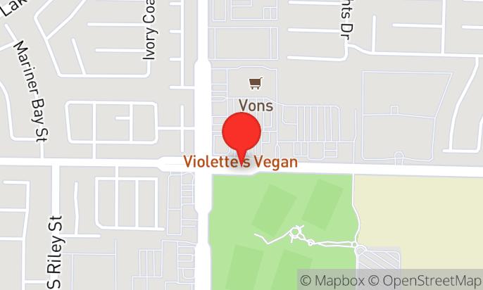 Violette's Vegan