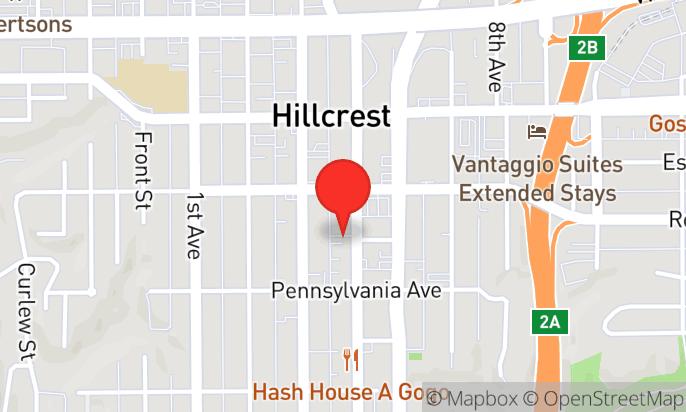 Hillcrest Sandwich Co.