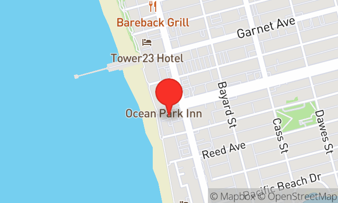 Firehouse Pacific Beach