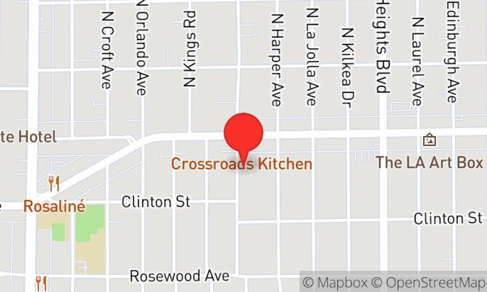 Crossroads Kitchen