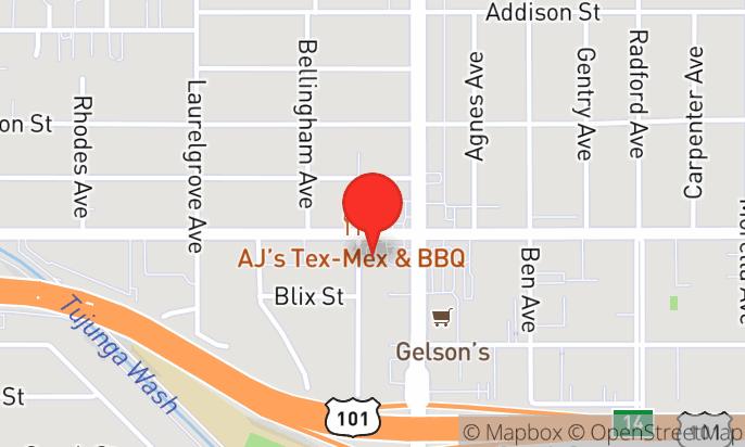 AJ's Tex-Mex & Barbeque