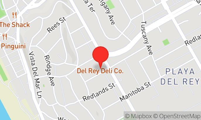 Del Rey Deli Co