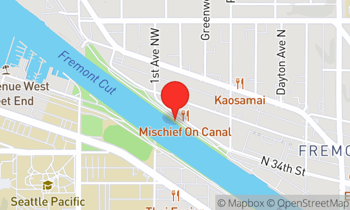 Mischief on Canal