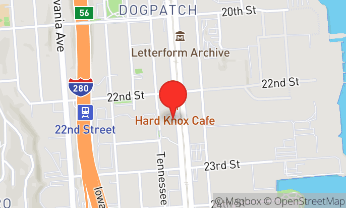 Hard Knox Cafe