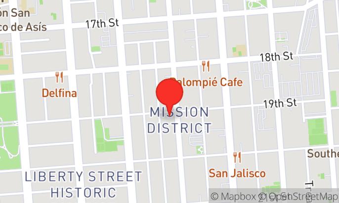 Mission Street Oyster Bar