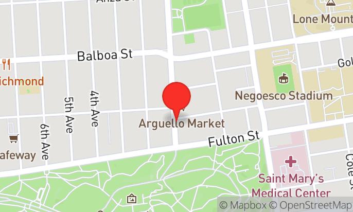 Arguello Market
