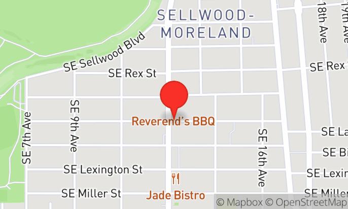 Reverend's BBQ