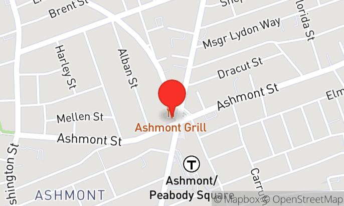 Ashmont Grill's Monday Night Wine Club
