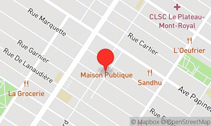 Maison Publique