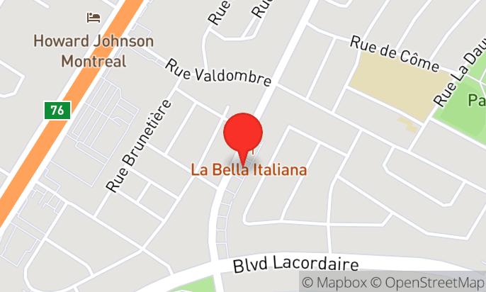 LaBellaItaliana