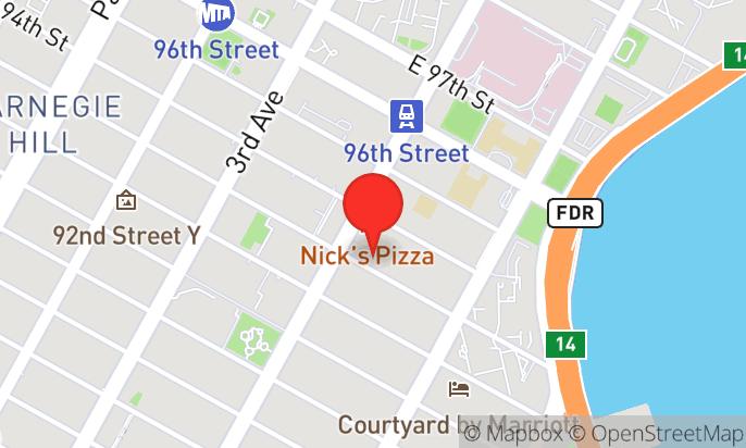 Nick's Restaurant & Pizzeria