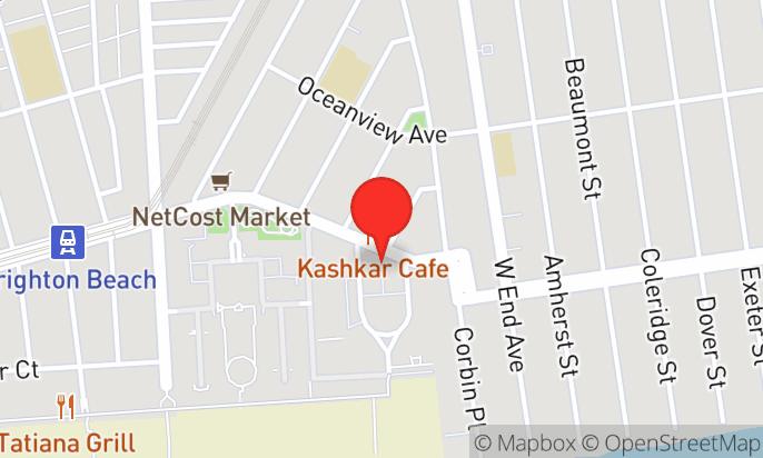 Cafe Kashkar