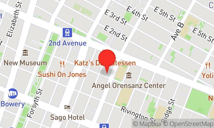 Ludlow Hotel Lobby Bar