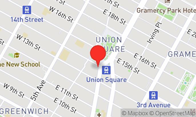 GrowNYC @ Union Square Farmer's Market