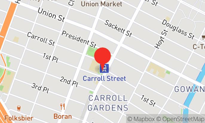 Carroll Gardens Greenmarket