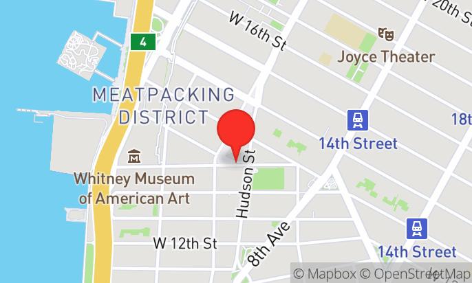 Gansevoort Meatpacking NYC