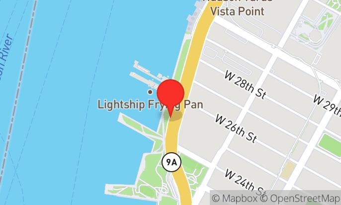Lightship Frying Pan