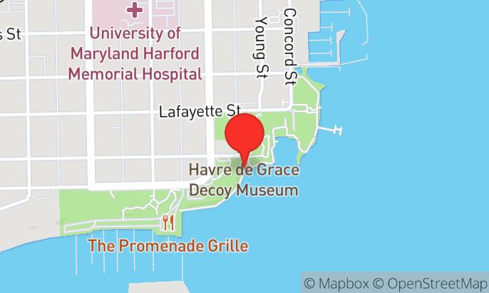 Havre de Grace Decoy Museum