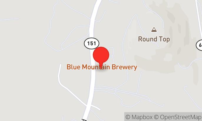 Blue Mountain Brewery & Hop Farm
