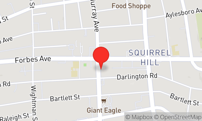 The Squirrel Hill Cafe