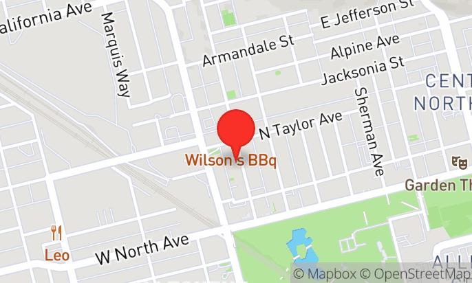 Wilson's Barbeque