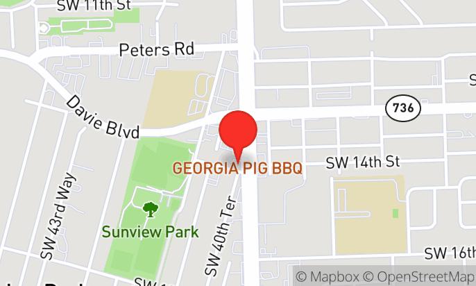 Georgia Pig