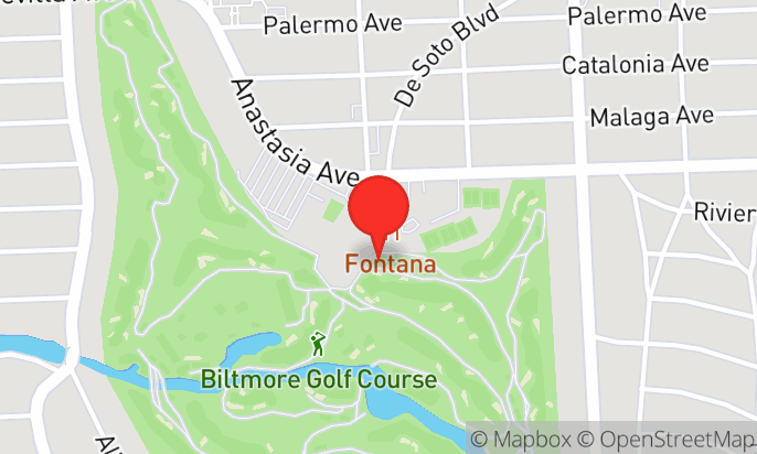 Fontana at The Biltmore