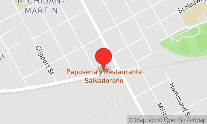 Pupusería y Restaurante Salvadoreño