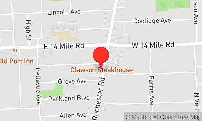 Clawson Steak House