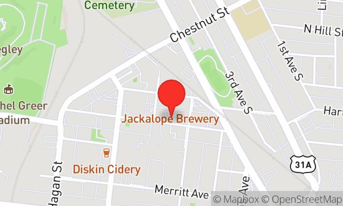 Jackalope Brewing Company - The Ranch