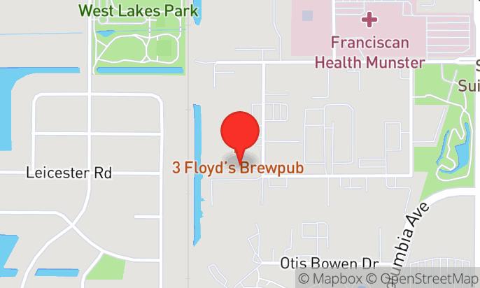 3 Floyds Brewpub