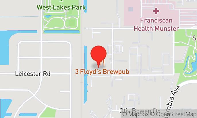 3 Floyds Brewery & Pub