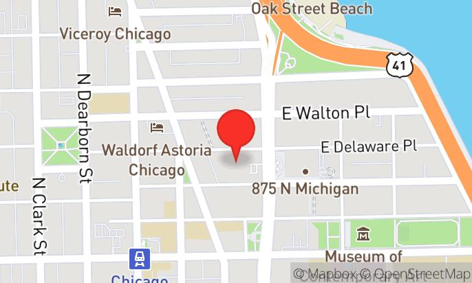 Allium Restaurant and Bar at Four Seasons Hotel Chicago